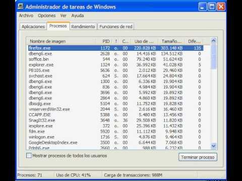 Mozilla Firefox Memory Usage: close