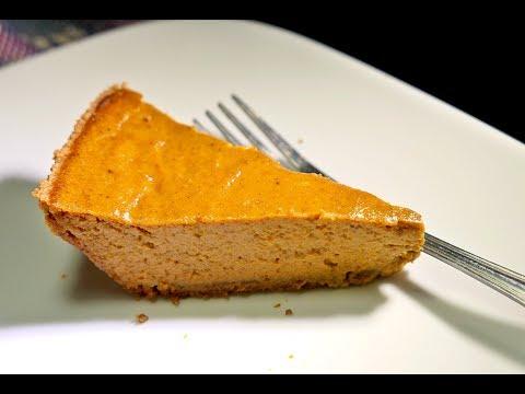 Easy Pumpkin Pie | Taste of Trini