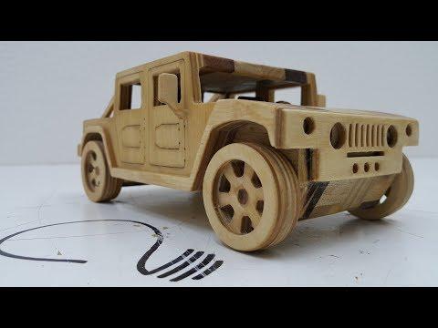 Hummer- 1/24 Scale Car Model