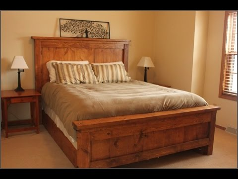 Beautiful Diy Bed Frame With Storage
