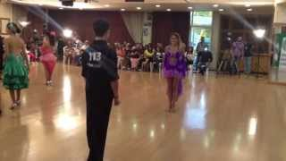 Samba Dance Competition 2013
