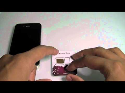 How to get out of emergency screen on iPhone 4