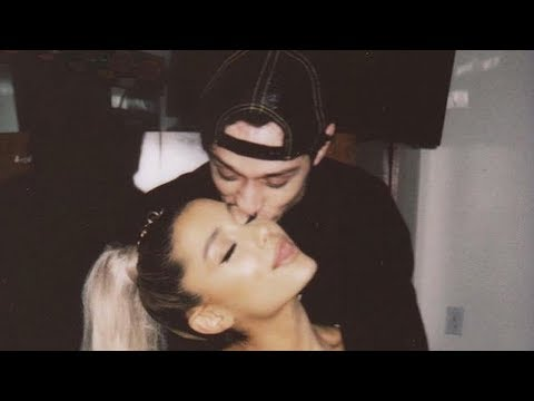 Ariana Grande and Pete Davidson ENGAGED After Just Weeks of Dating