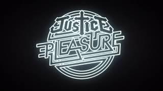 Justice - Pleasure (Live) [Official Audio]