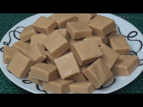 Fudge (Vanilla and Chocolate) Recipe
