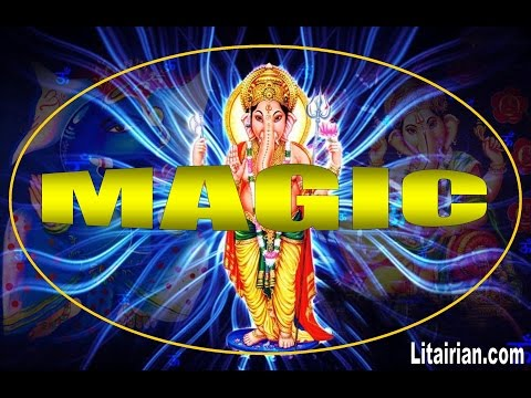 Switchword GANESHA MAGIC BEGIN NOW (Quickly Remove Obstacle)