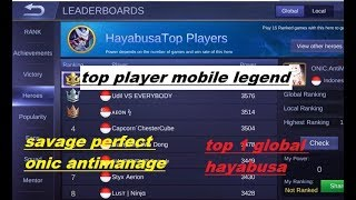 TOP global evos Zxuan pakai epic fanny,MOBILE LEGEND