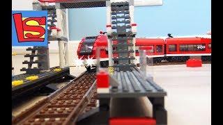 Поезда Лего Большой Обзор всех наших игрушек