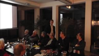 Urkundenpräsentation von Dr. Thomas Aigner in Krems