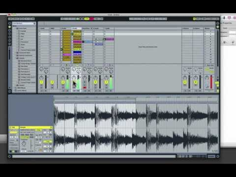 beatmakers: matching vocal acapellas to a beat in Ableton