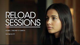 Download Hozier: Take Me To Church (Medley) - Naomi Scott Video