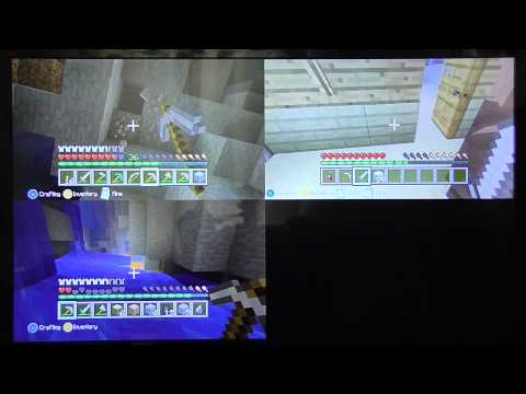Minecraft Xbox: Quest to Kill the Ender Dragon: Bursting Into Song! (Part 6)