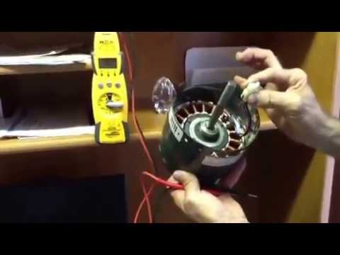 Fast and simple Diagnose a Variable Speed Motor Problem