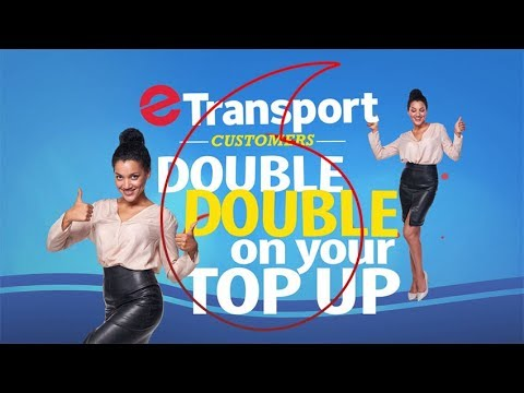 eTransport Double Up Promotion