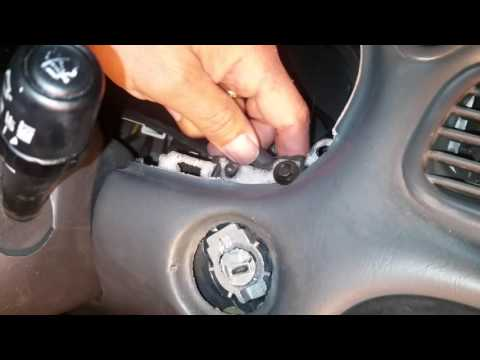 Ignition cylinder lock replacement 04 Alero