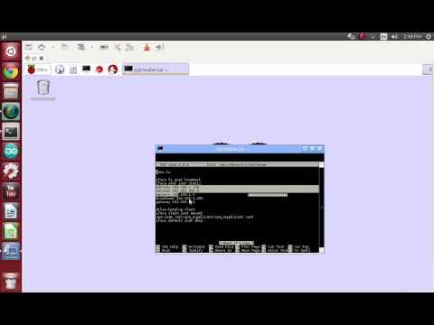 static ip and remote access raspberry pi