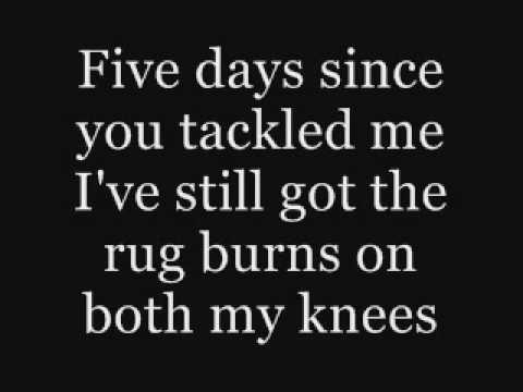 Bare Naked Ladies - One week lyrics