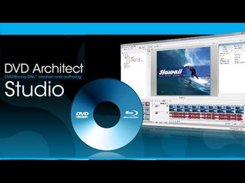 How to burn DVD Multi Track without menu using DVD Architect 4.0 5.0 Revisi