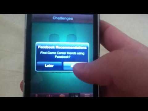 iOS 6 Game Center