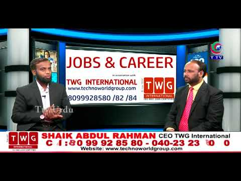Choosing the Right Career - Career Counselling by CEO-Abdbul Rahman-(18-04-2018)