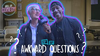 Asking Awkward Questions | In BROMLEY With Yung Filly