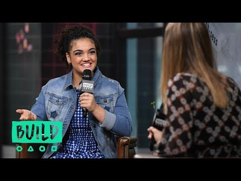 Laurie Hernandez Drops By To Talk About JCPenney's Obsess Clothing Line