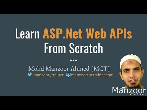 Consuming Web API in Web Client (Web APIs Part - 6)