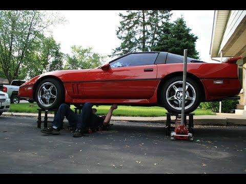Homemade Car Lift Jacks