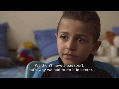 Majid's Story: Running from the War