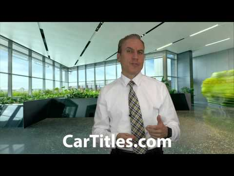 How do you get a replacement car title for a vehicle? | AFX