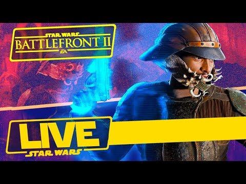 Geonosis? - Star Wars Battlefront II Live Stream