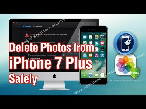 How to Delete Photos from iPhone 7 Plus Safely