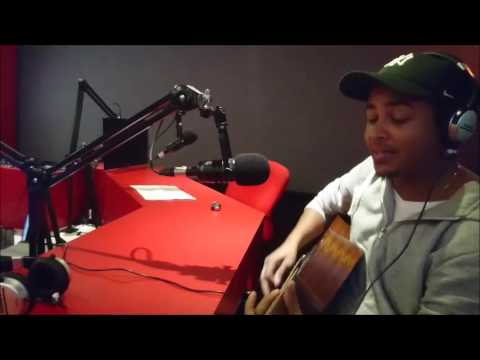 Ashur Petersen live in studio featuring Yuzriq Meyer