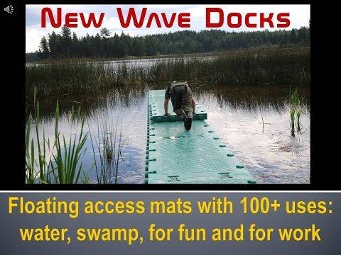 Floating Mats: Dock Floats, Water Mats