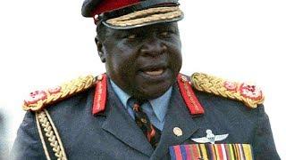 عيدي أمين رئيس أوغندا الذي أمر إسرائيل بالاستسلام