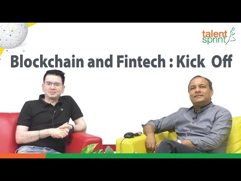 Blockchain and FinTech - Kick Off