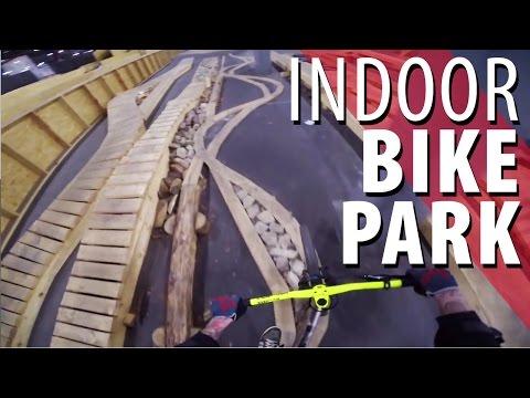 Indoor Bike Park