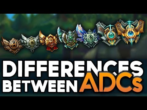 Actual Differences of an ADC at each elo | How to escape each rank (League of Legends)