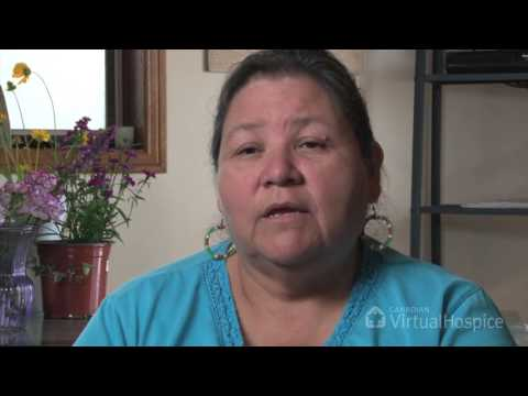 Elder Elva: Talking about death