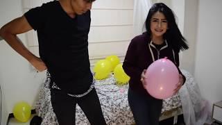 KAMASUTRA CHALLENGE 😏 (VIDEO CALIENTE) 🔥 ft Dinaoneg / Jordan Rosas
