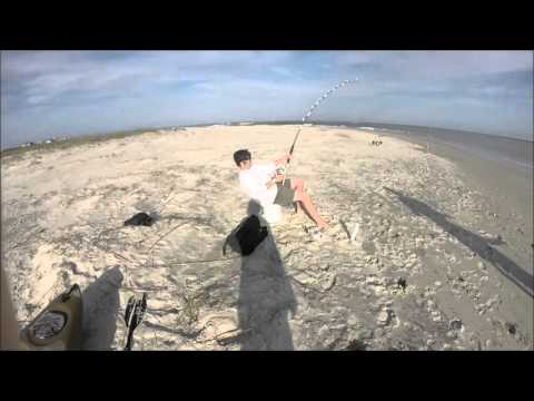 Myrtle Beach Shark Fishing