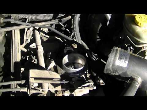 How to quick clean your cars throttle body