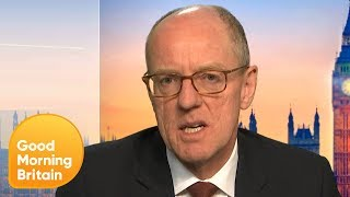 Nick Gibb MP and Richard Madeley Clash in Brexit Debate | Good Morning Britain