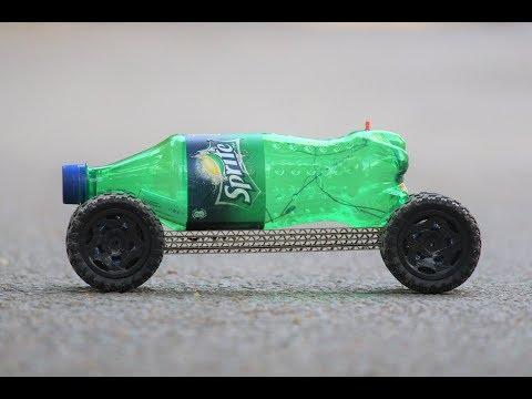 How To Make a stunt car - stunt car