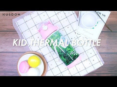 Kid Thermal Bottle - Design Your Own