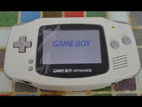 How to Clean a Gameboy Advance