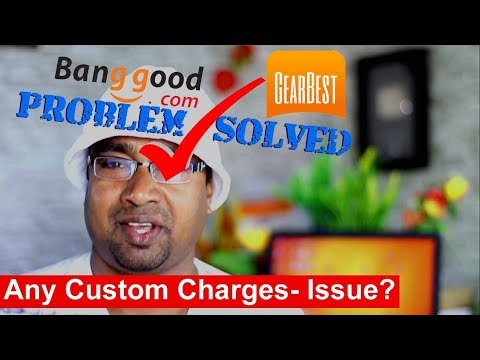 Custom Duty Charges Problem regarding Any International Shipment & Payment Issue ? - SOLUTION