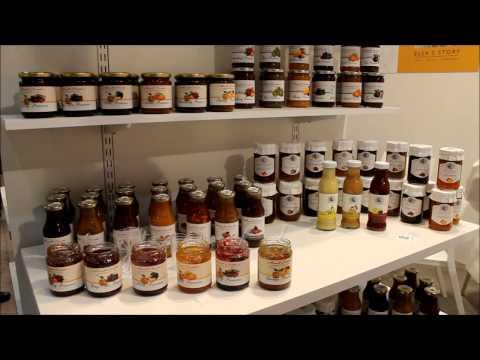 Israeli Pavilion at Fancy Food Summer 2013 in NYC short
