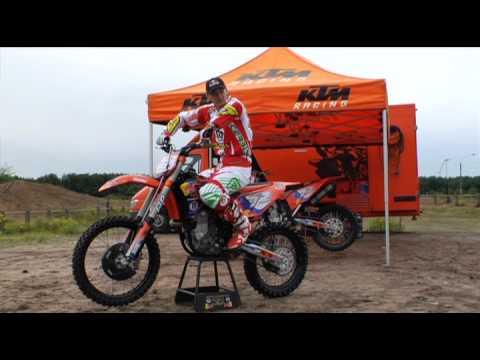 MX Training - Stefan Everts - Handlebar Setup