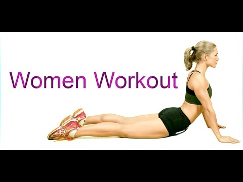Women Workout - The Best Workout & Exercise App for Women